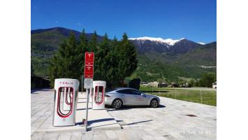 Прокат Tesla Model S на сутки
