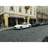Поездка Tesla Club Rostov в Прагу путешествие на Tesla Model S по России и Европе.