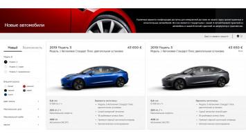 Tesla Model 3 existing